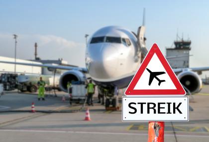 Streik In Griechenland Flughafen
