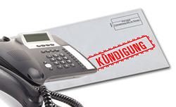 Kündigung Telefonvertrag